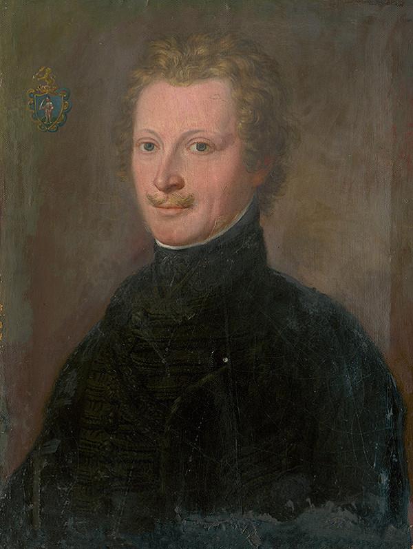 Východoslovenský maliar z 1. polovice 19. storočia – Podobizeň Jozefa Szirányho