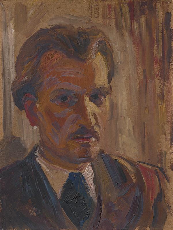 Vojtech Stašík – Autoportrét