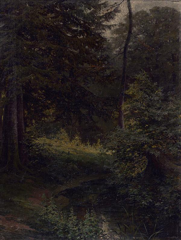 Ľudovít Čordák - Vnútro lesa