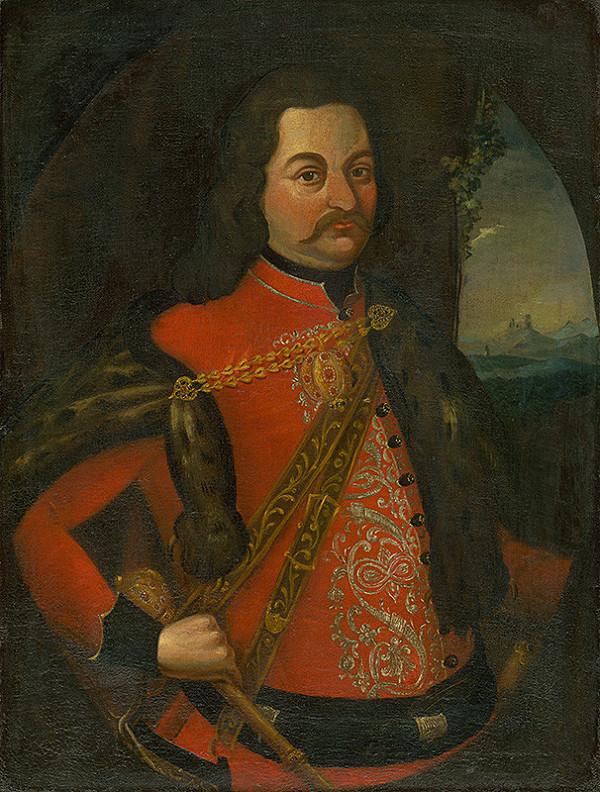 Stredoeurópsky maliar z 1. polovice 18. storočia, Neznámy maliar, Spišský maliar - Poľný maršál gróf Juraj Csáky