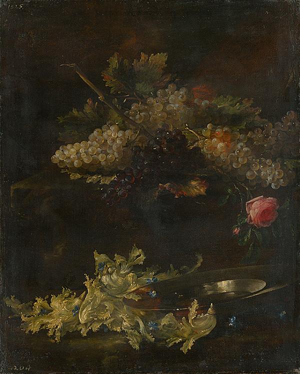 Taliansky maliar zo 17. - 18. storočia - Zátišie