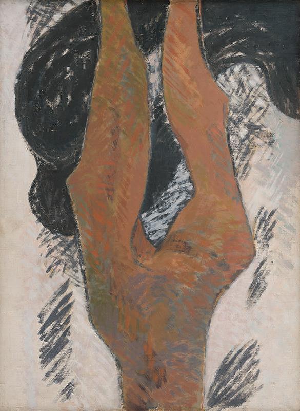 Ester Šimerová-Martinčeková - Strom s čiernou korunou