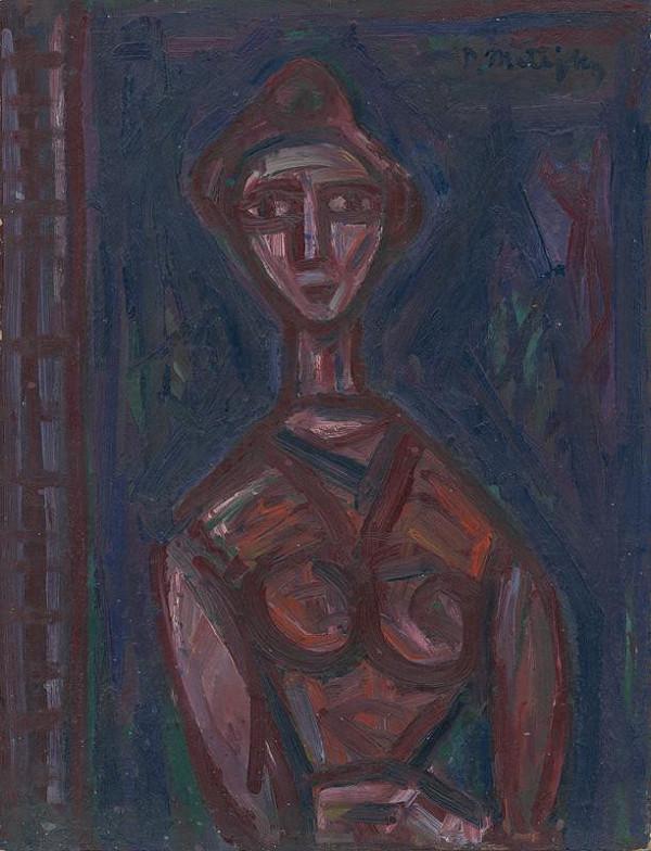 Peter Matejka - Stojaca žena