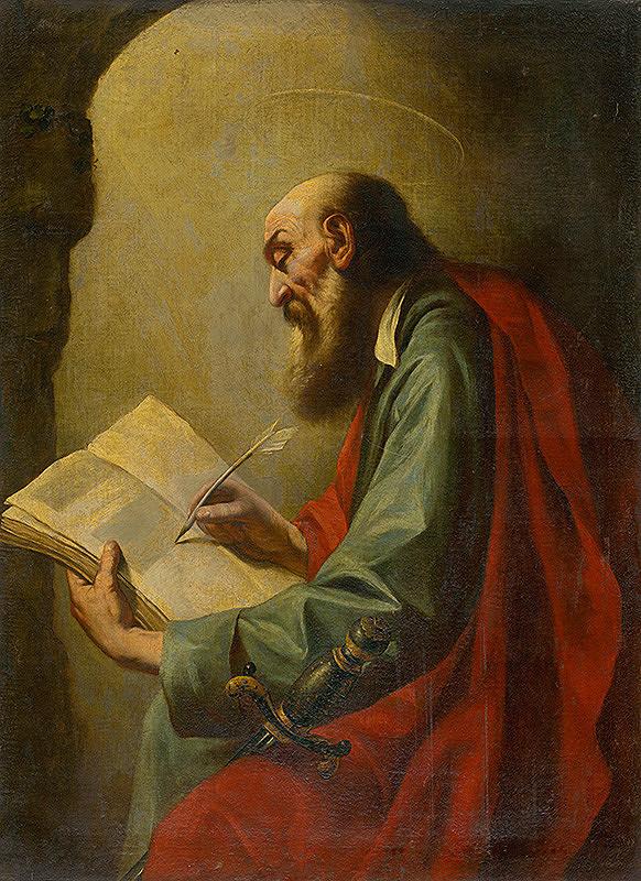 Guercino – Svätý Pavol