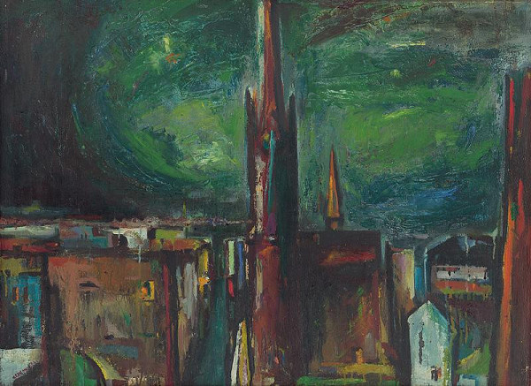 Viliam Chmel – Mesto