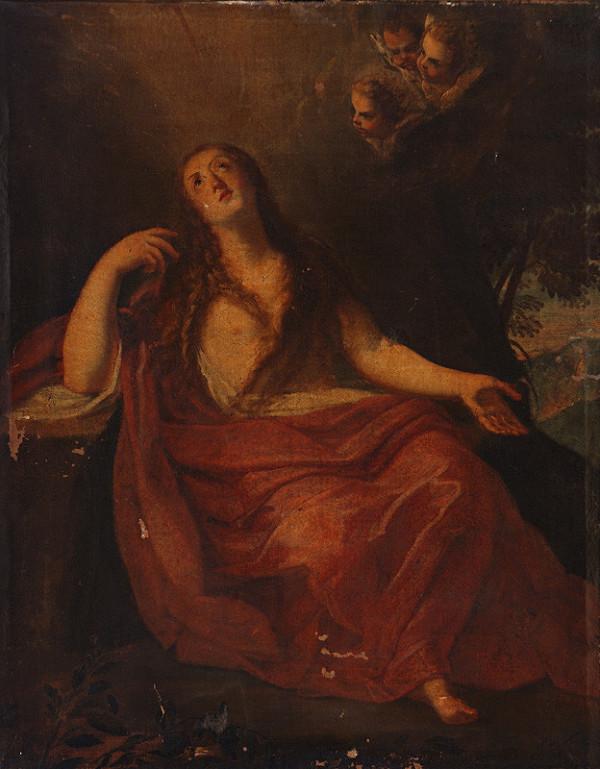 Stredoeurópsky maliar z 18. storočia – Mária Magdaléna