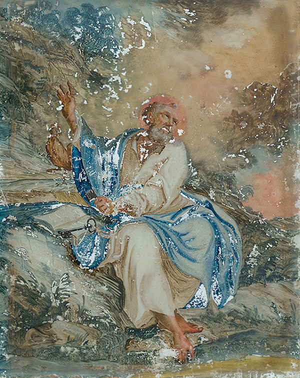 Stredoeurópsky maliar z 18. storočia - Sv.Peter