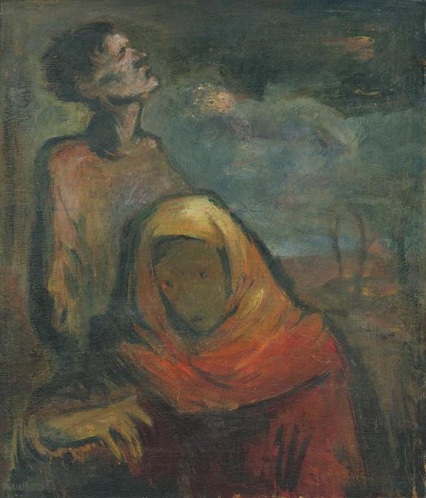 František Kudláč - Pred náletom
