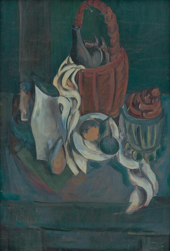 Eugen Nevan - Zátišie I.
