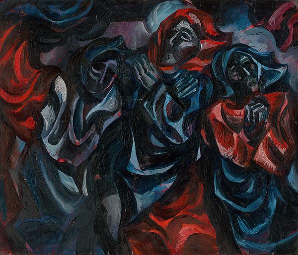 Milan Mravec - Plačúce ženy