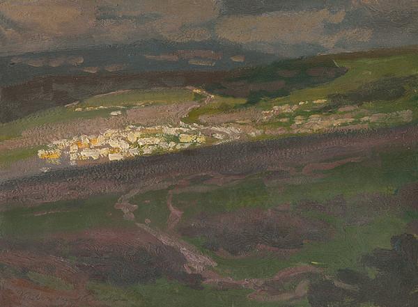 Ferdinand Katona – Včasná jar pod Tatrami