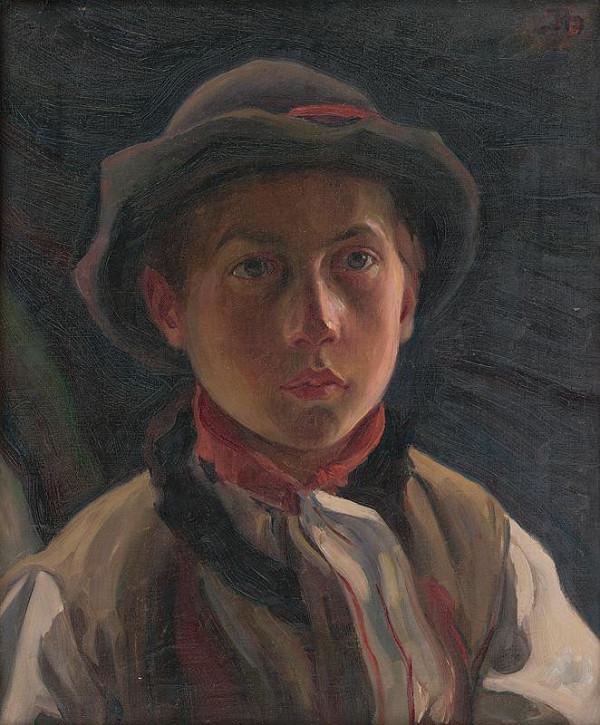Jaroslav Augusta – Chlapec z Važca