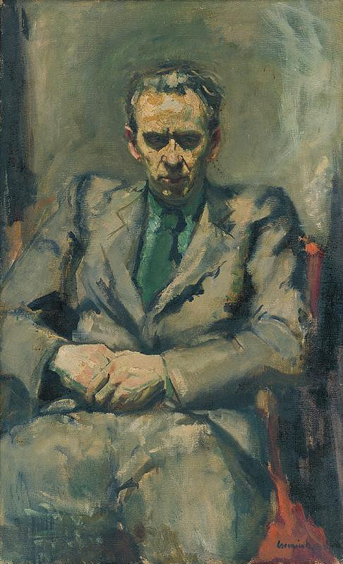 Ladislav Čemický – Portrét J.H.