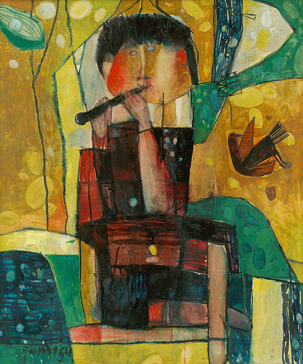 Rudolf Moško - Pieseň o mŕtvom vtáčikovi