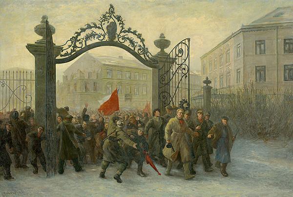 František Kudláč - Revolucionári