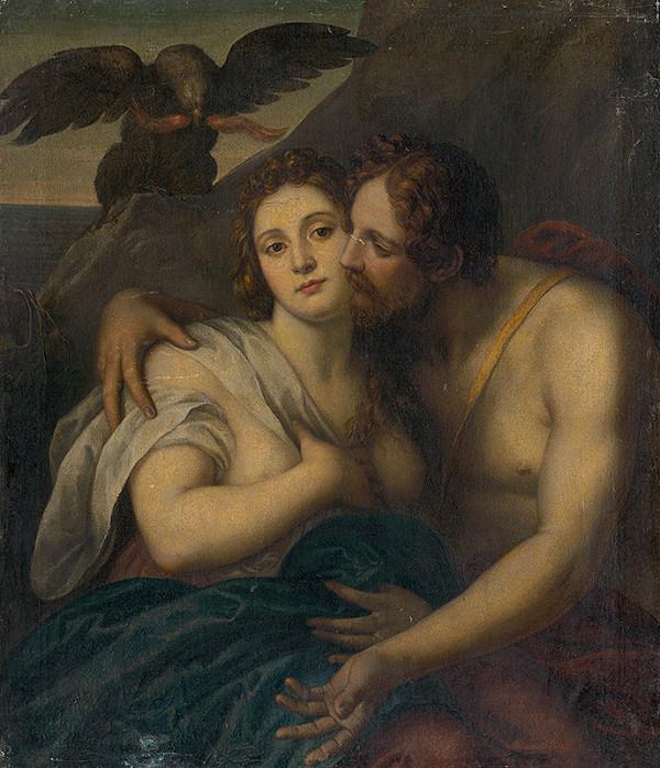 Neznámy maliar, Taliansky maliar zo 17. storočia - Mytologický výjav