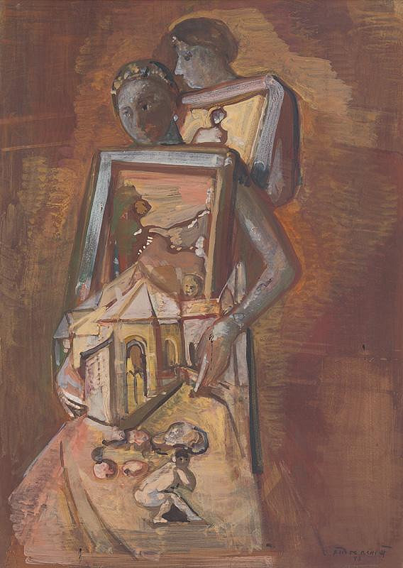 Endre Nemes - Dve ženy