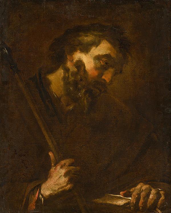 Stredoeurópsky maliar z 2. polovice 18. storočia - Svätý apoštol