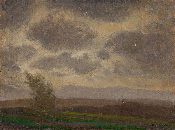 Ferdinand Katona - Pred búrkou