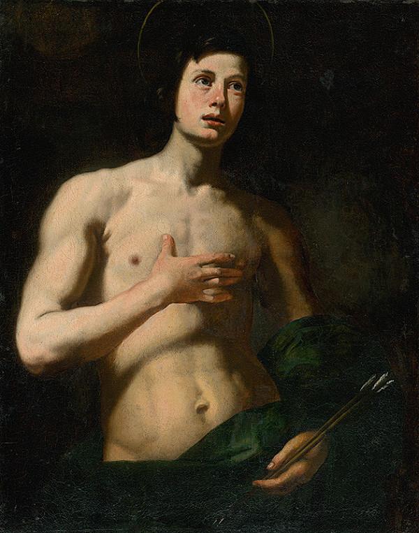Lorenzo Lippi, Neapolský maliar z 1. polovice 17. storočia - Svätý Šebestián