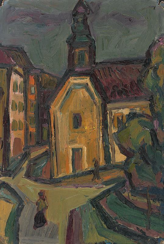 Alojz Klimo – Kostol