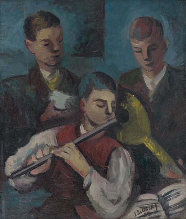 Ján Želibský – Trio