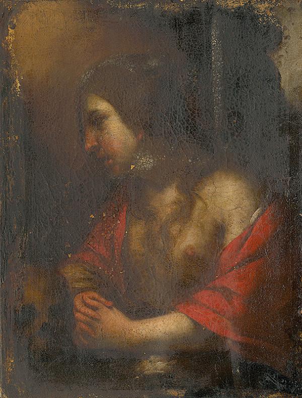 Taliansky maliar zo začiatku 17. storočia – Svätá Magdaléna