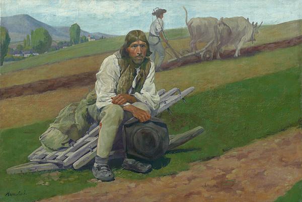 Jozef Hanula - Na rodnej hrude