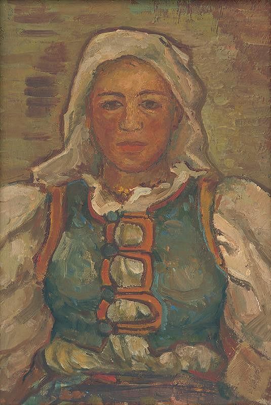 Ľudovít Kudlák - Heľpianske dievča