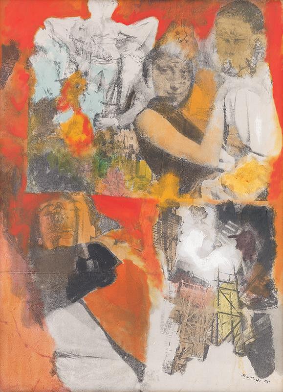 Richard Antohi - Stavba Sixtíny