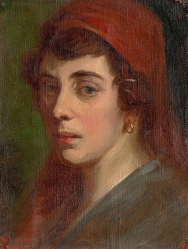 Ľudovít Pitthordt – Hlava ženy