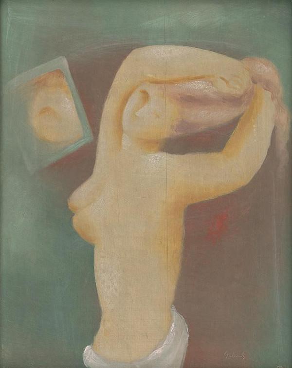 Mikuláš Galanda - Pred zrkadlom
