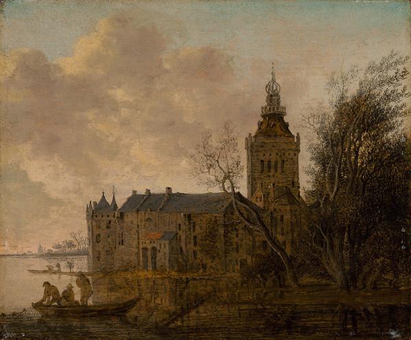 Anthonie Jansz. van der Croos – Zámoček Montfort