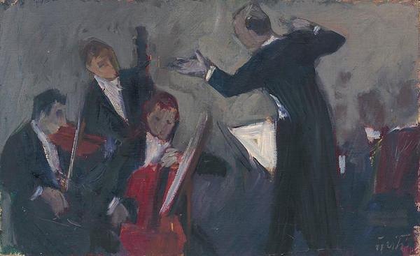 Ernest Špitz – Štúdia I.