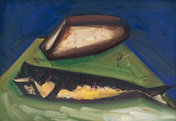 František Studený - Chlieb a ryba