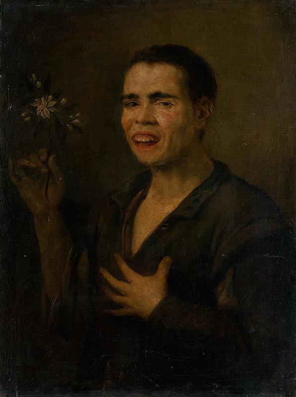 Antonio Puga, Španielsky maliar zo 17. storočia – Chlapec s kvetom pomaranča