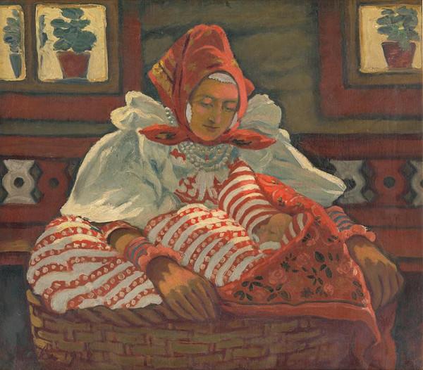 Jan Hála – Važtianska Madona