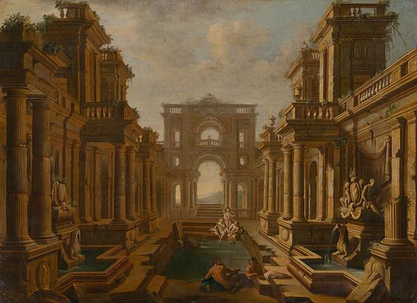 Taliansky maliar z 2. polovice 18. storočia – Dávid a Betsabe
