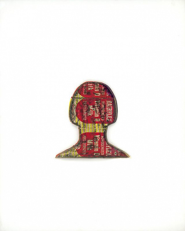 Martial Raysse - Recherche sur l'identité III.
