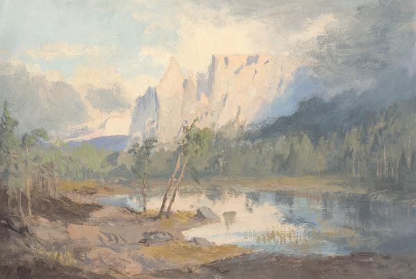 Jan Novopacký – Jazero Walfzgruben pri Oberbatzene