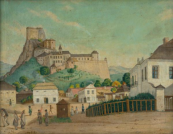 Stanislav Skyčák - Oravský hrad