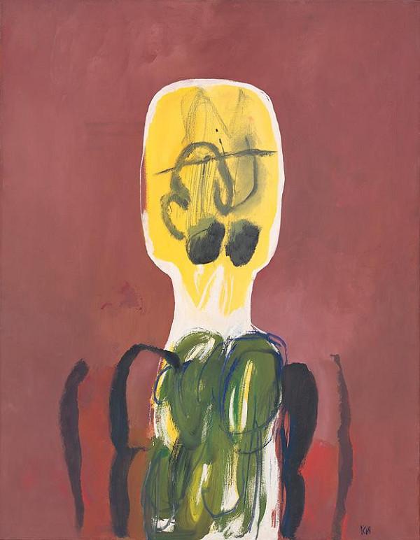 Viera Kraicová - Žltá hlava