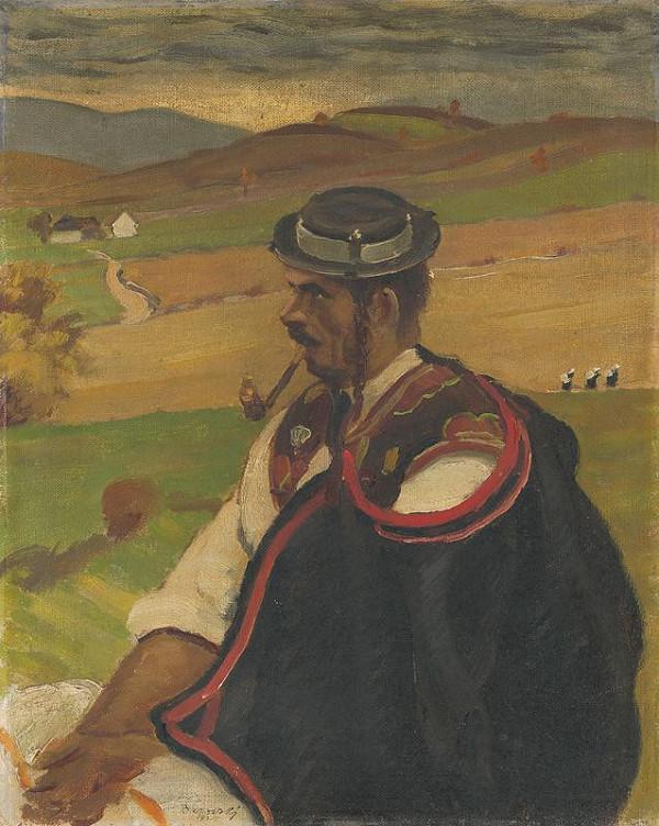 Miloš Alexander Bazovský – Lazník