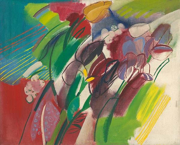 Eugénia Lehotská – Kvety