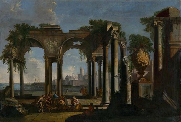 Giovanni Paolo Pannini – Svätý Pavol káže v Campagni