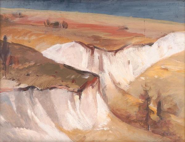 Jozef Fabini – Drevenická krajina