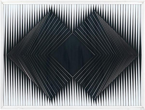 Alberto Biasi – Dynamický reliéf