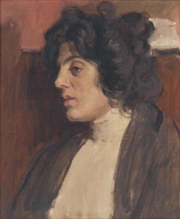 Andor Borúth – Podobizeň ženy
