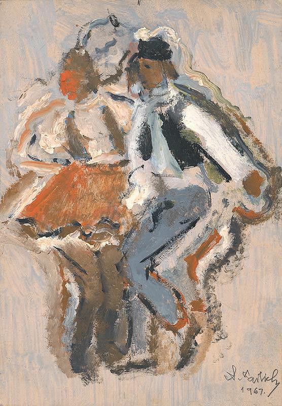 Aurel Kajlich - Tanec