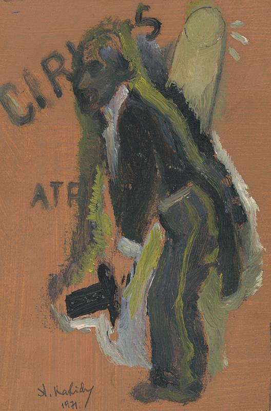 Aurel Kajlich - Cirkus